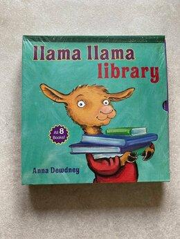 Литература на иностранных языках - Llama Llama, Книги на английском языке для детей, 0