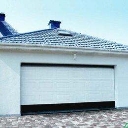 Заборы, ворота и элементы - Ворота гаражные 3000х3000мм, 0