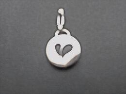 Брелоки и ключницы - Брелок с сердечком для ключей., 0