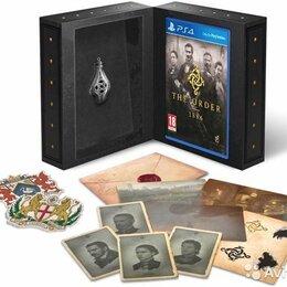 Игры для приставок и ПК - Орден 1886 Коллекционное издание (PS4), 0
