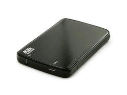 "Внешние жесткие диски и SSD - Внешний корпус 2.5"" SATA AgeStar 3UB2A12 USB 3.0 а, 0"