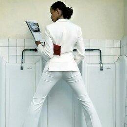 Средства для интимной гигиены - Гигиенический силиконовый писсуар для женщин, 0