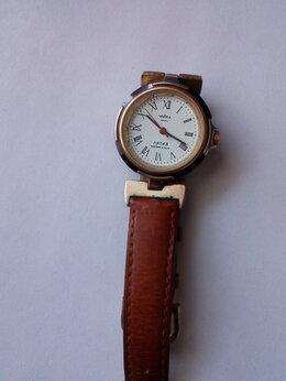 Наручные часы - Часы Чайка СССР в идеальном состоянии, 0