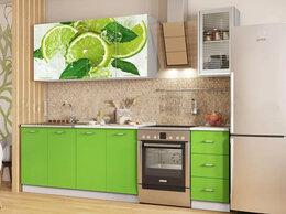 Мебель для кухни - Кухня с фотопечатью Лайм МДФ, 0