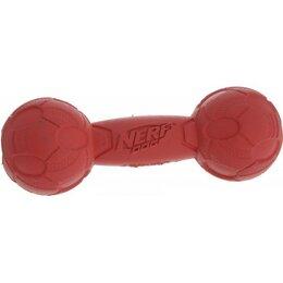 Игрушечное оружие и бластеры - Гантель пищащая, NERF, 175мм, 0