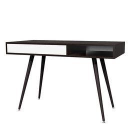 Столы и столики - Смарт 1 стол (венге/ белый), 0