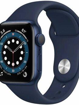 Умные часы и браслеты - Часы Apple Watch Series 6 GPS, 44 мм, 0