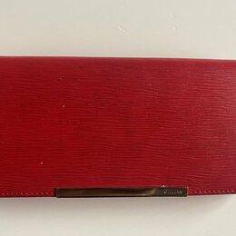 Кошельки - Портмоне, кошелек женский кожаный, Gillian, 0