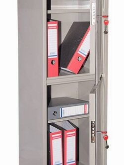 Шкафы для документов - Шкаф бухгалтерский КОНТУР КБ-023 Т, КБС-023 Т, 0