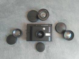 Фотоаппараты - Lomo'Instant - Black с набором объективов, 0