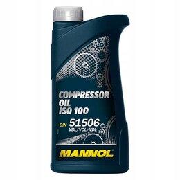 Масла и воск - Компрессорное масло Маннол, 0