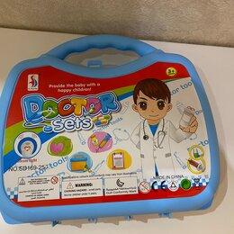 Наборы для исследований - Набор доктора, медицинские инструменты, 0