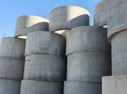 Железобетонные изделия - ЖБИ кольца бетонные КС 15.9 для септика, 0