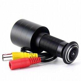 Камеры видеонаблюдения - Камера - дверной глазок 720p, 0