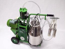 Товары для сельскохозяйственных животных - Доильный аппарат для коров «Молочная ферма» 1П, 0