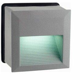 Встраиваемые светильники - Светильник светодиодный встраиваемый настенный NLCO DSS6-05-W-01, 0