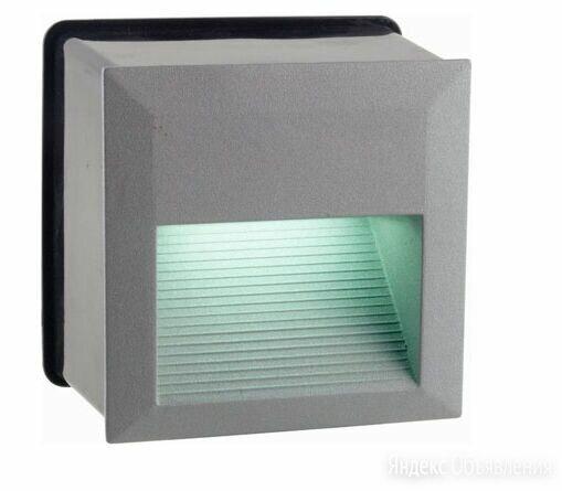 Светильник светодиодный встраиваемый настенный NLCO DSS6-05-W-01 по цене 1400₽ - Встраиваемые светильники, фото 0