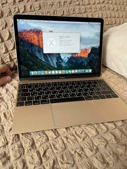 Ноутбуки - Редкий макбук 12, золото, MacBook 12 GOLD,…, 0