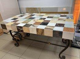 Столы и столики - Стол Мраморный Микс, 0
