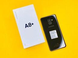 Мобильные телефоны - Samsung Galaxy A8 Plus A730F/DS , 0