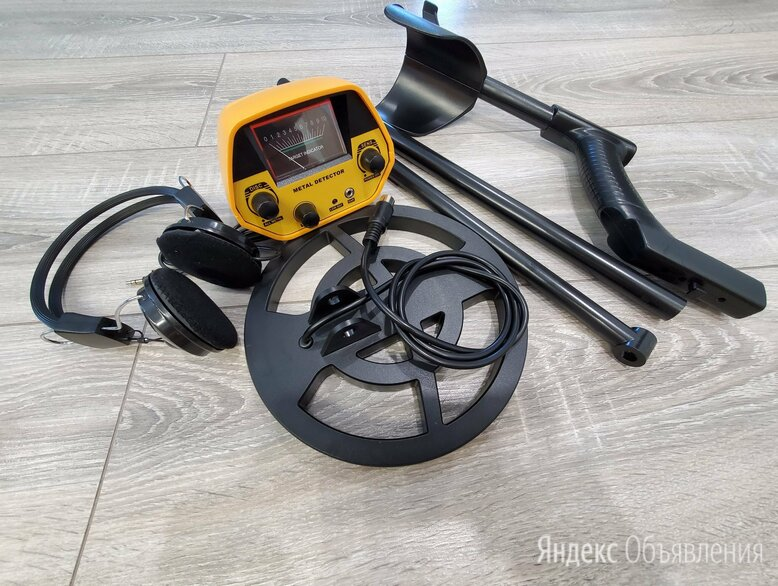 Металлоискатель GTX5030  новый в наличии  по цене 4690₽ - Металлоискатели, фото 0