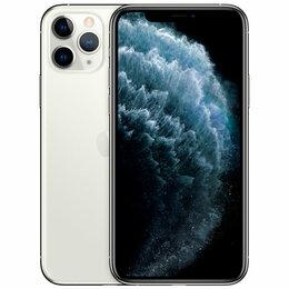 Мобильные телефоны - 🍏 iPhone 11 Pro max silver (серебристый) , 0