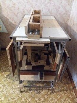 Распиловочные станки - Мобильный передвижной распиловочный стол., 0