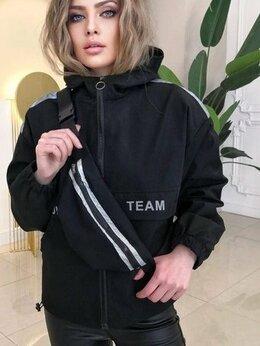 Куртки - Новая женская ветровка 42/46 размер, 0