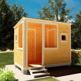 Готовые строения - Бытовка 3х2.30 туалет душ А-226, 0