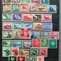 Марки - Марки Годовой набор 1944 Германия 3 рейх MNH\MLH, 0