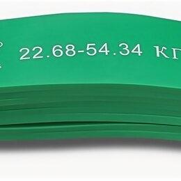 Эспандеры и кистевые тренажеры - Эспандер латексная петля сопротивления Кроссфит 208*4,4см Зеленый, 0