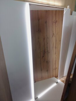 Зеркала - Зеркало с подсветкой LED. Эффект парящее зеркало, 0
