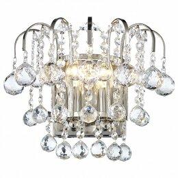 Бра и настенные светильники - Бра Arti Lampadari Bellagio Bellagio E 2.10.100 N, 0