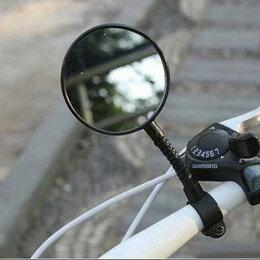 Прочие аксессуары и запчасти - Велосипедное зеркало заднего вида, 0