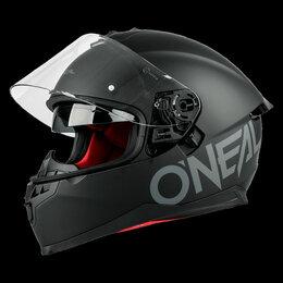 Мотоэкипировка - Мотошлем интеграл O'NEAL Challenger Flat, мат., 0