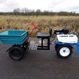 Навесное оборудование - Адаптер кузовной грузовой для мотоблоков Нева и др., 0