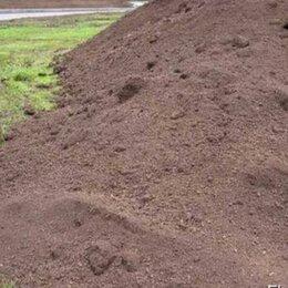 Субстраты, грунты, мульча - Чернозём, земля плодородная, 0
