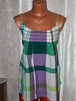 Блузки и кофточки - Блузка летняя на лямках, 0
