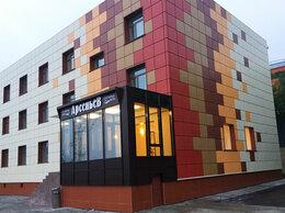 Фасадные панели - Кассета фасадная КФН-10 (1,0мм) 550 х 580/ 600 х…, 0
