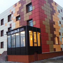 Фасадные панели - Кассета фасадная КФН-10 (1,0мм) 550 х 580/ 600 х 580, 0
