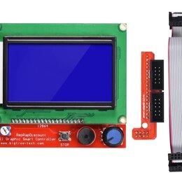 Аксессуары для принтеров и МФУ - Экран LCD 12864 для ramps 1.4, 0