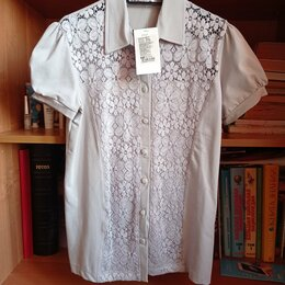 Рубашки и блузы - Блузка на девочку 10-12 лет, 0