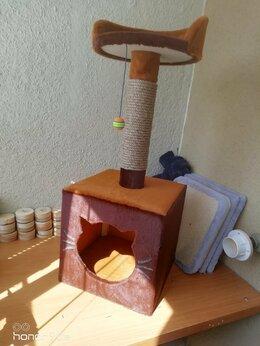 Лежаки, домики, спальные места - Домик когтеточка , 0