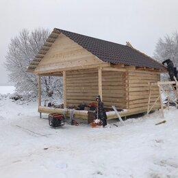 Готовые строения - Сруб бани из бревна недорого, 0