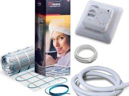 Электрический теплый пол и терморегуляторы - Тонкие нагревательные маты Millimat 150 Вт/кв.м…, 0