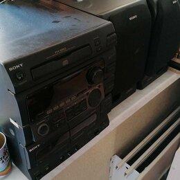 Музыкальные центры,  магнитофоны, магнитолы - Музыкальный центр Sony hcd-h801, 0
