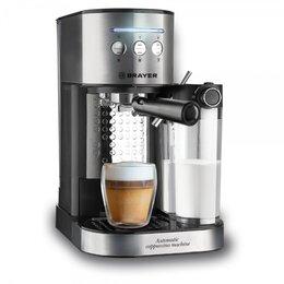 Кофеварки и кофемашины - Кофеварка BRAYER BR1102, 0
