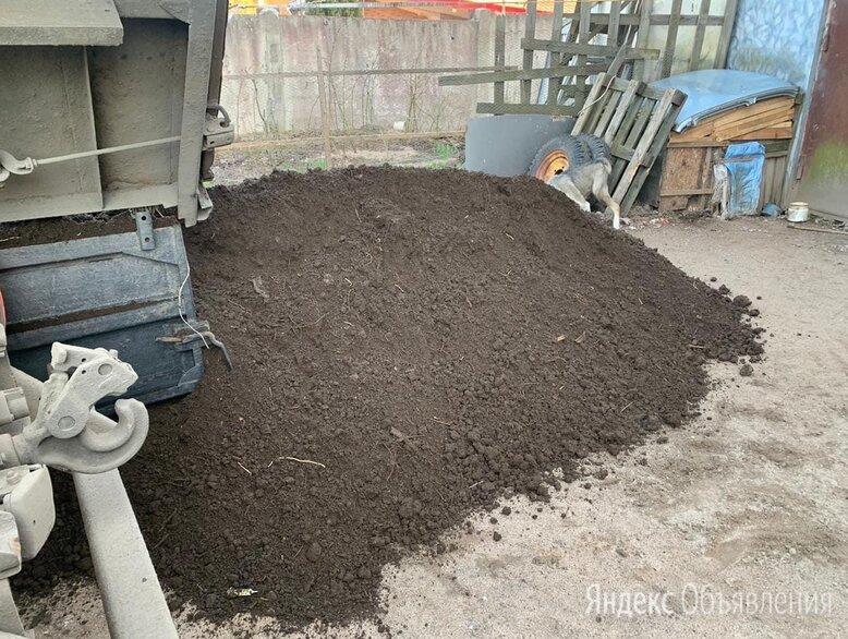Земля плодородная, Почвогрунт, Торфогрунт по цене 450₽ - Субстраты, грунты, мульча, фото 0