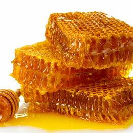 Полоскание и уход за полостью рта - Сотовый мёд для массажа дёсен и ухода за полостью рта., 0
