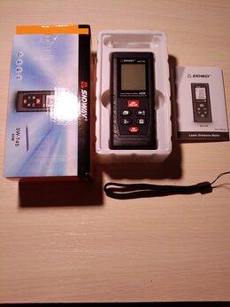 Измерительные инструменты и приборы - Лазерная рулетка дальномер 40м новый, 0